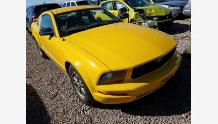 2005 Ford Mustang Coupe for sale 101410415
