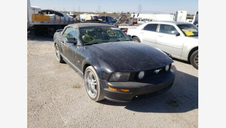 2005 Ford Mustang GT Convertible for sale 101410446