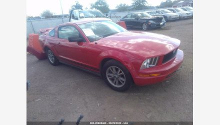 2005 Ford Mustang Coupe for sale 101410610
