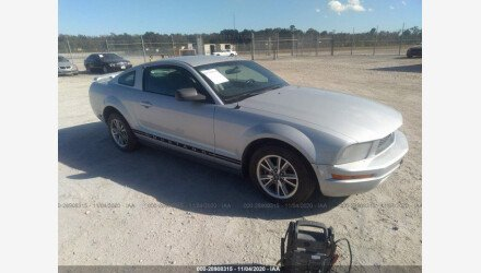 2005 Ford Mustang Coupe for sale 101411636