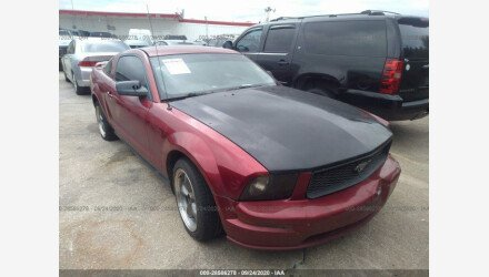2005 Ford Mustang Coupe for sale 101412554