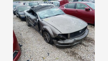 2005 Ford Mustang Convertible for sale 101413149