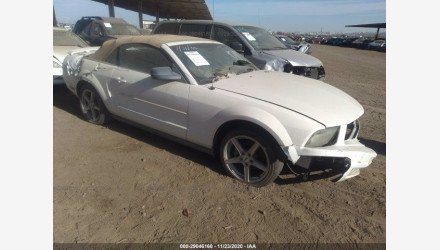 2005 Ford Mustang Convertible for sale 101413346