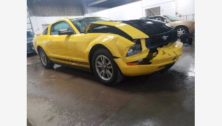 2005 Ford Mustang Coupe for sale 101414556