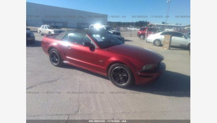 2005 Ford Mustang GT Convertible for sale 101414915