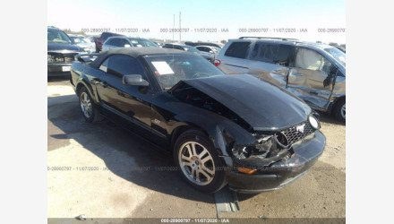 2005 Ford Mustang GT Convertible for sale 101414938