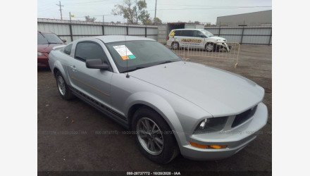 2005 Ford Mustang Coupe for sale 101415721