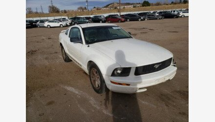 2005 Ford Mustang Coupe for sale 101434224