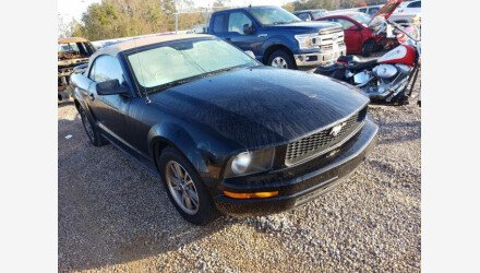 2005 Ford Mustang Convertible for sale 101434233