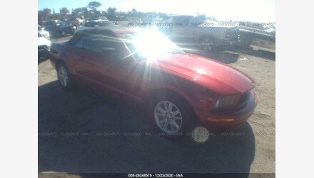2005 Ford Mustang Convertible for sale 101437001