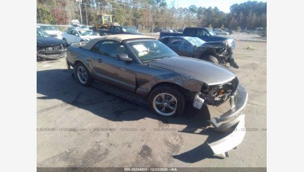 2005 Ford Mustang GT Convertible for sale 101437051