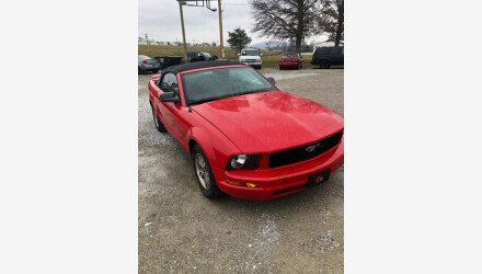 2005 Ford Mustang Convertible for sale 101437764