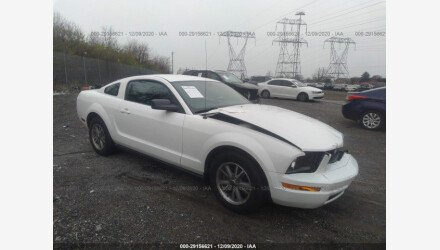 2005 Ford Mustang Coupe for sale 101438122