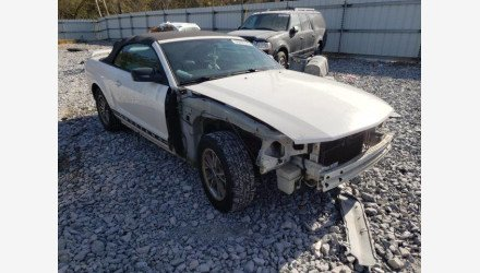 2005 Ford Mustang Convertible for sale 101439369