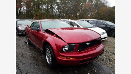 2005 Ford Mustang Convertible for sale 101439754