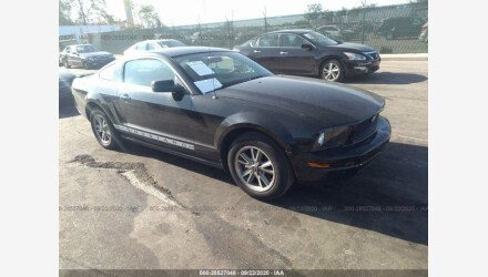 2005 Ford Mustang Coupe for sale 101439818