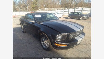 2005 Ford Mustang Convertible for sale 101439820