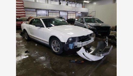 2005 Ford Mustang Convertible for sale 101440518