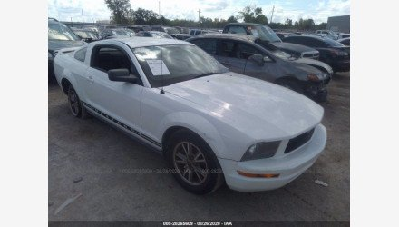 2005 Ford Mustang Coupe for sale 101440768