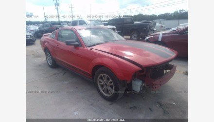2005 Ford Mustang Coupe for sale 101442248