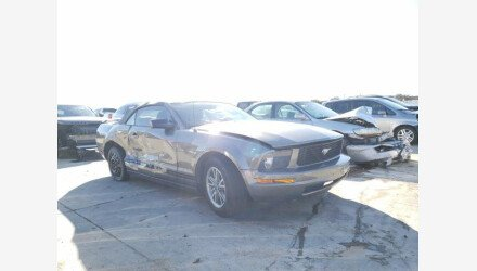 2005 Ford Mustang Convertible for sale 101442692