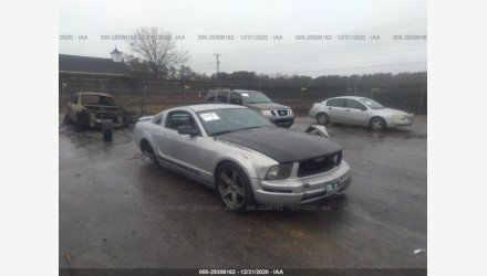2005 Ford Mustang Coupe for sale 101442916