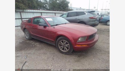 2005 Ford Mustang Coupe for sale 101448033