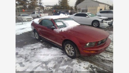 2005 Ford Mustang Convertible for sale 101454879