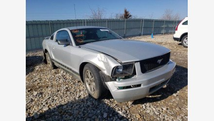 2005 Ford Mustang Coupe for sale 101461615