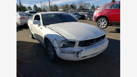 2005 Ford Mustang Coupe for sale 101462538