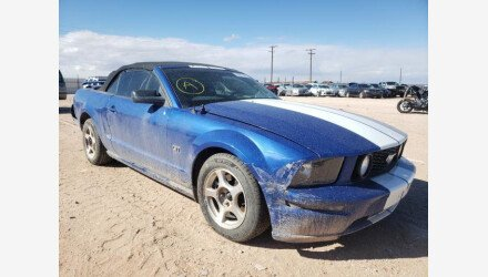 2005 Ford Mustang GT Convertible for sale 101464027