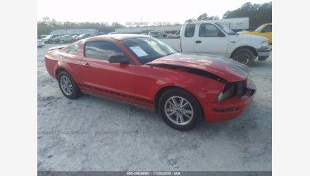2005 Ford Mustang Coupe for sale 101464569