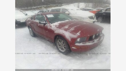 2005 Ford Mustang Coupe for sale 101464583