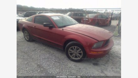 2005 Ford Mustang Coupe for sale 101464601