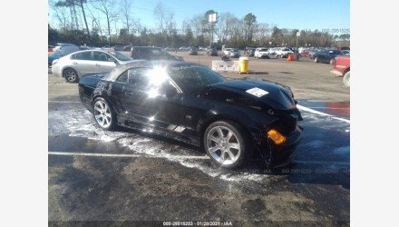 2005 Ford Mustang GT Convertible for sale 101465069