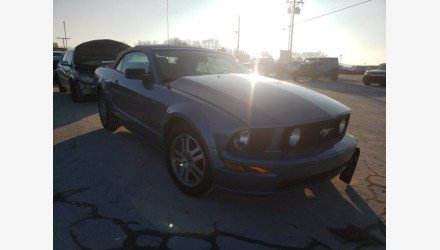 2005 Ford Mustang GT Convertible for sale 101465823