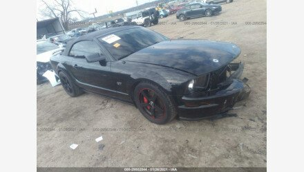 2005 Ford Mustang GT Convertible for sale 101483660