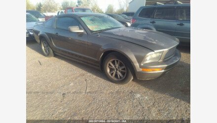 2005 Ford Mustang Coupe for sale 101486450