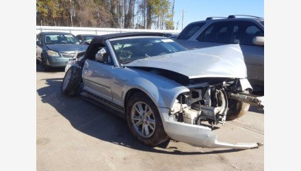2005 Ford Mustang Convertible for sale 101487546