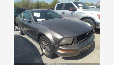 2005 Ford Mustang Coupe for sale 101487785