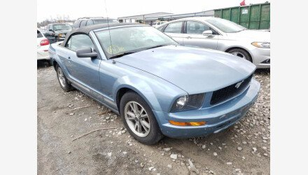2005 Ford Mustang Convertible for sale 101488349