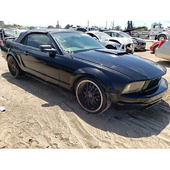 2005 Ford Mustang Convertible for sale 101488933