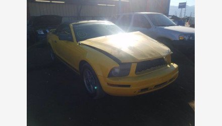 2005 Ford Mustang Convertible for sale 101489039