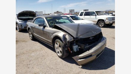 2005 Ford Mustang Convertible for sale 101489757