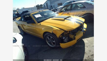 2005 Ford Mustang Convertible for sale 101491997