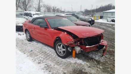 2005 Ford Mustang Convertible for sale 101493290