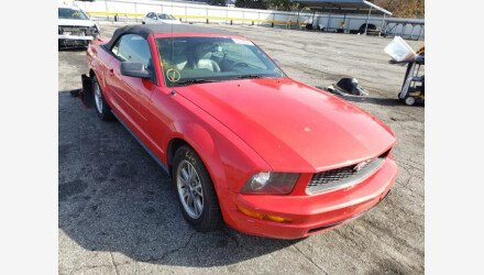 2005 Ford Mustang Convertible for sale 101493293