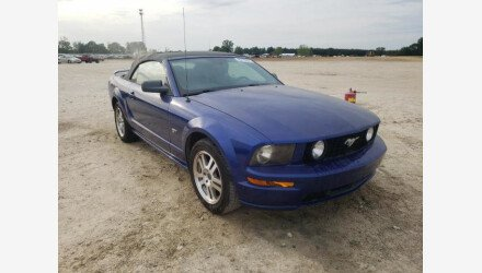 2005 Ford Mustang GT Convertible for sale 101499849