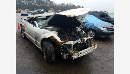 2005 Ford Mustang GT Convertible for sale 101504604