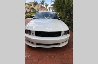 2005 Ford Mustang Saleen for sale 101211000